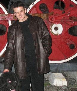 Дмитрий Эрнст