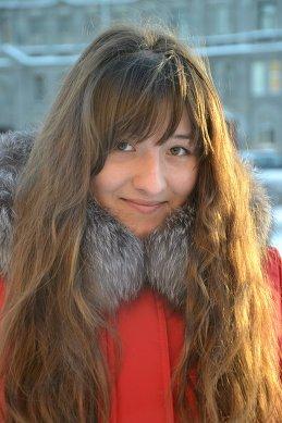 Ольга Рязанова