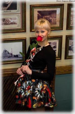 Елизавета Красильникова