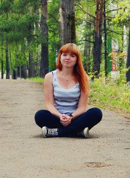 Лиза Ворончихина