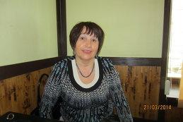 Валентина Боровкова