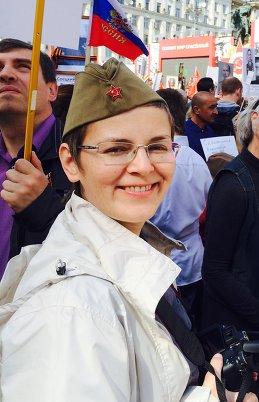 Ольга Шмырева