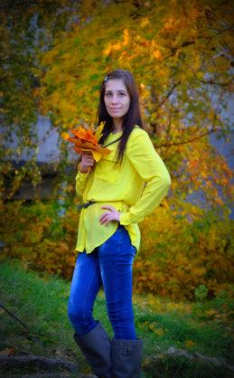 Алина Парамонова