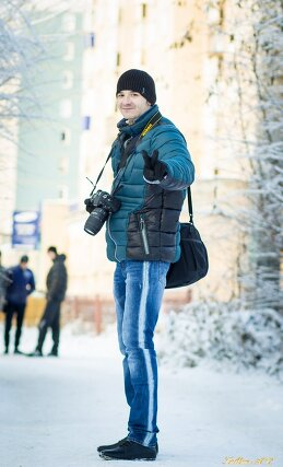 Юрий Хайров