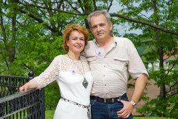 Сергей и Ирина Хомич