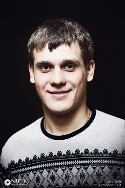 Sergey Dyakov.©
