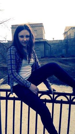 Олеся Дегтярева