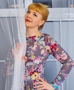 Наталья Рогалёва