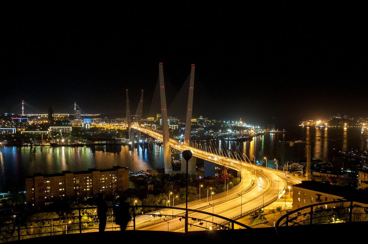 Огни Владивостока - ФотоЛюбка *