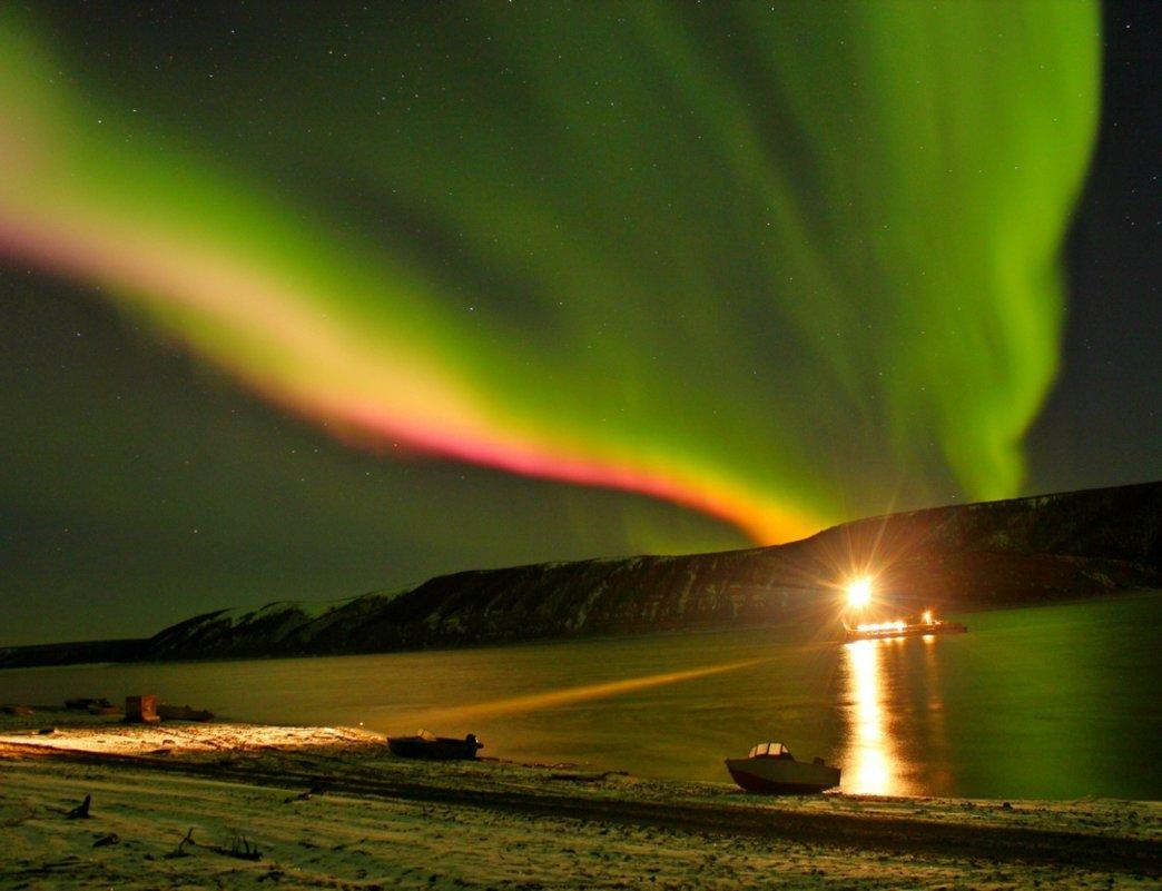 Сияние Арктики - Александр Велигура