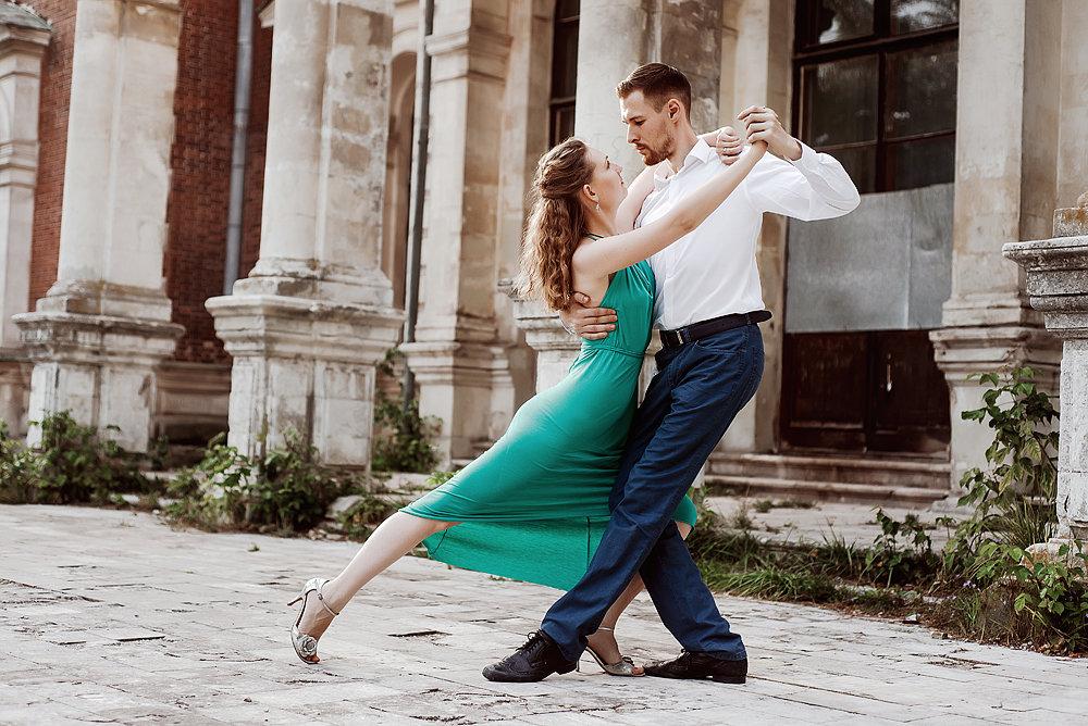 в ритме танго - Екатерина