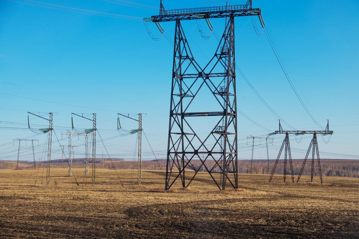 ...электрификация всей страны... - kbg54
