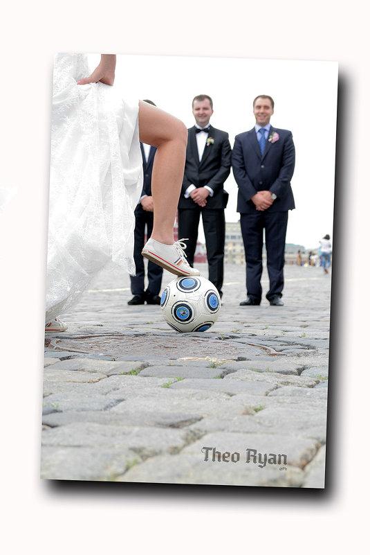 Свадебное пенальти - Theo Ryan