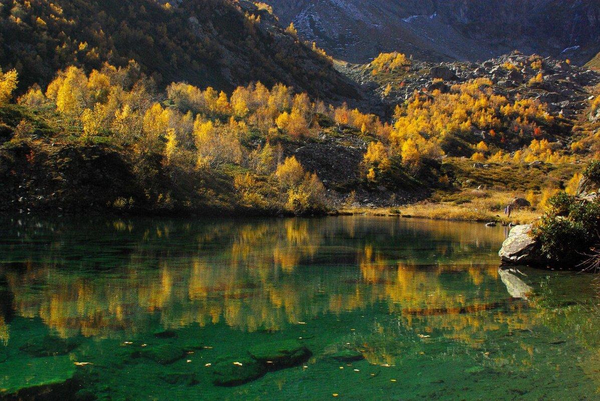 Осенняя идиллия ... - Андрей Любимов