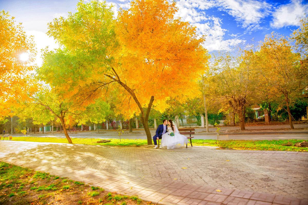 Осень - Елена Акимова