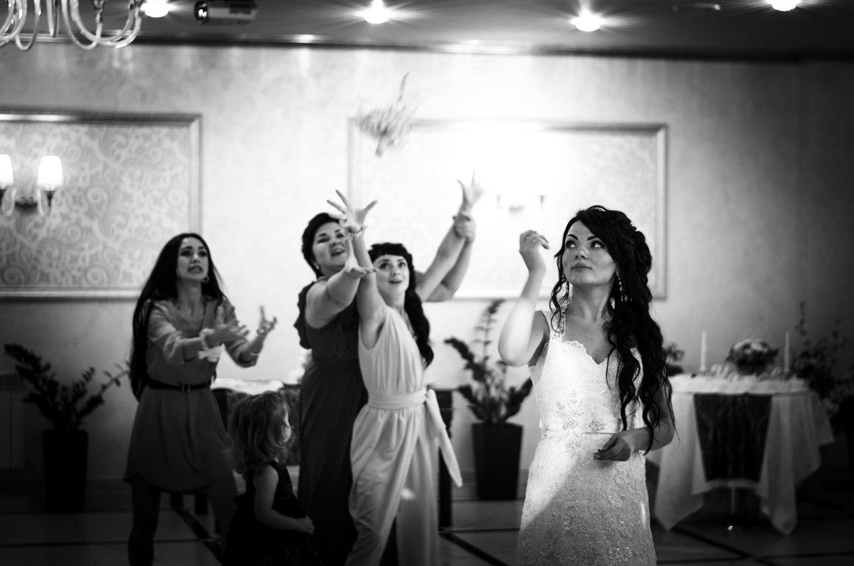 Букет невесты - Ольга Синегубова