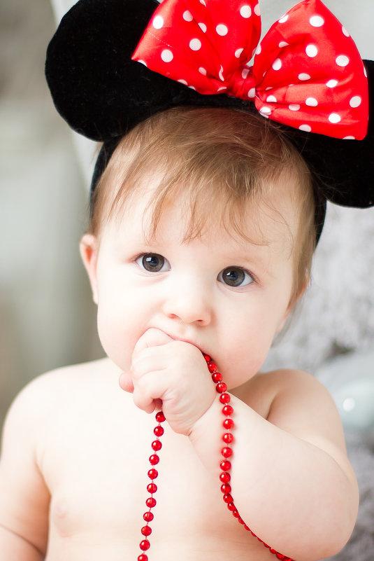 Маленький мышонок - Екатерина Саблина