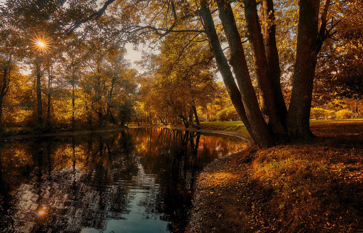 Осень, красавица рыжая.... - Болеслав (Boleslav)