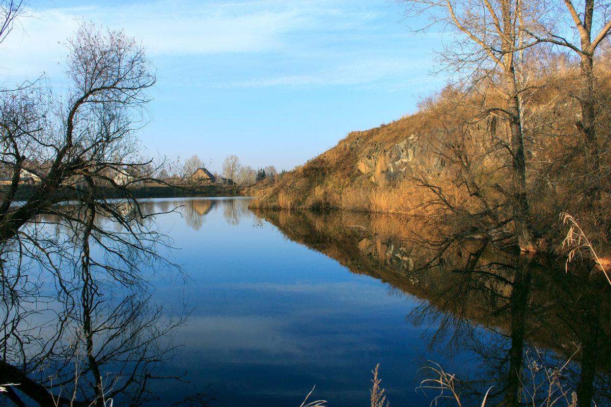 В зеркальном отражении пруда - Сергей Борисович