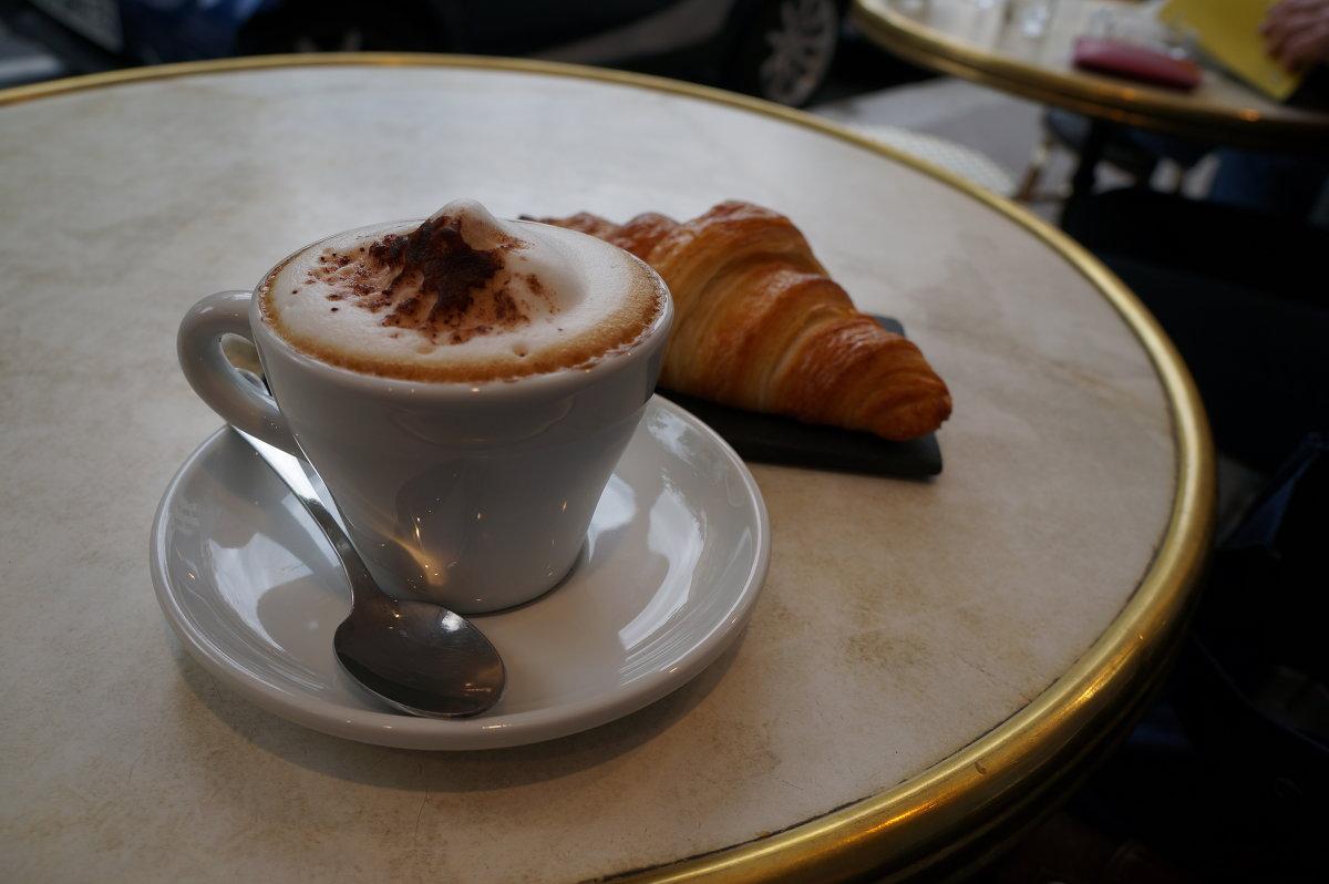 Утро в Париже ... - Алёна Савина