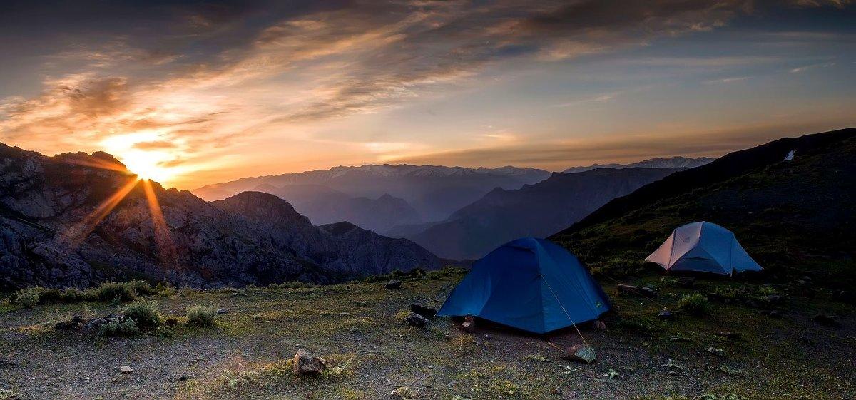 Утро в горах - Виктор Осипчук