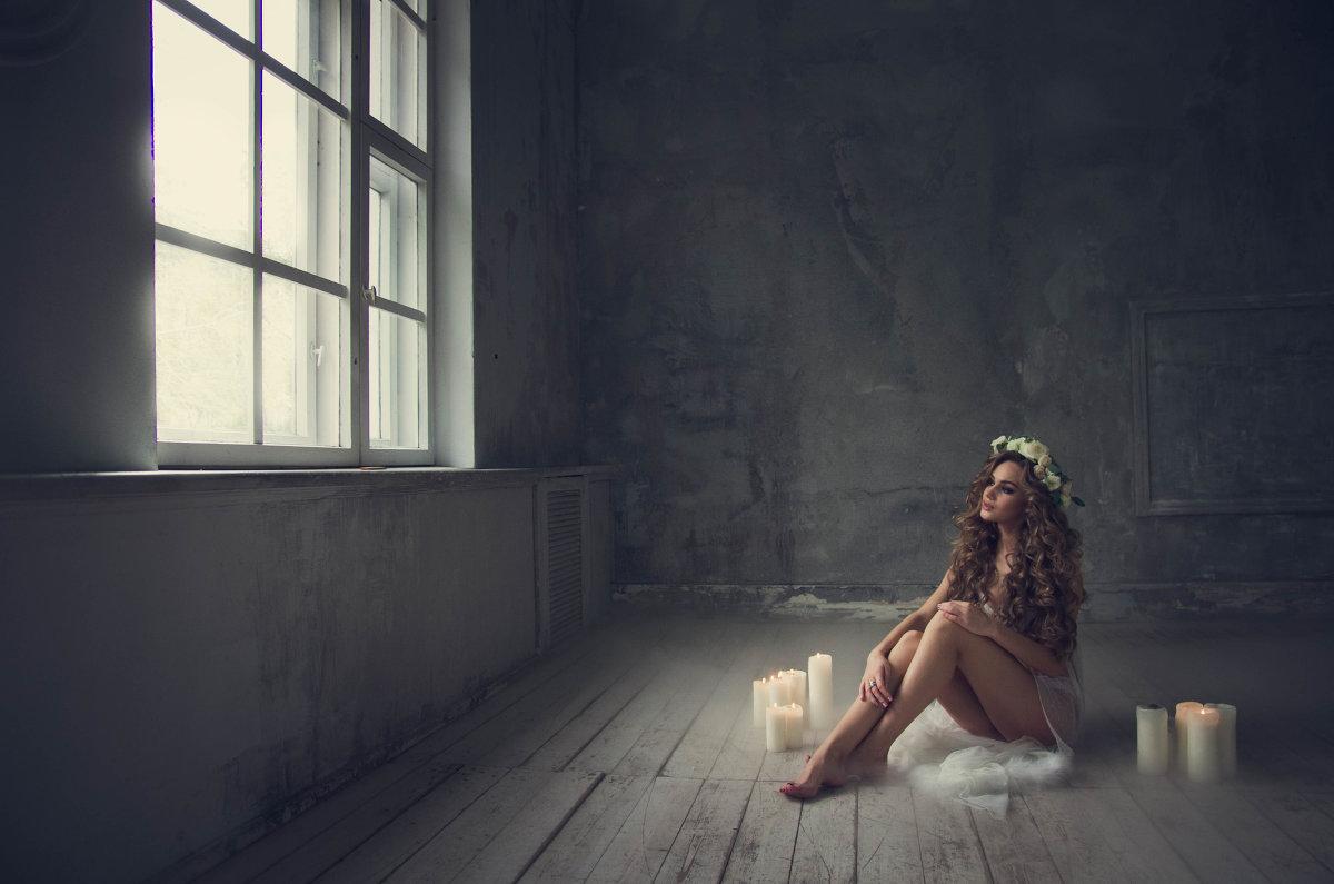 В ожидании хорошего - Нелли Сафина