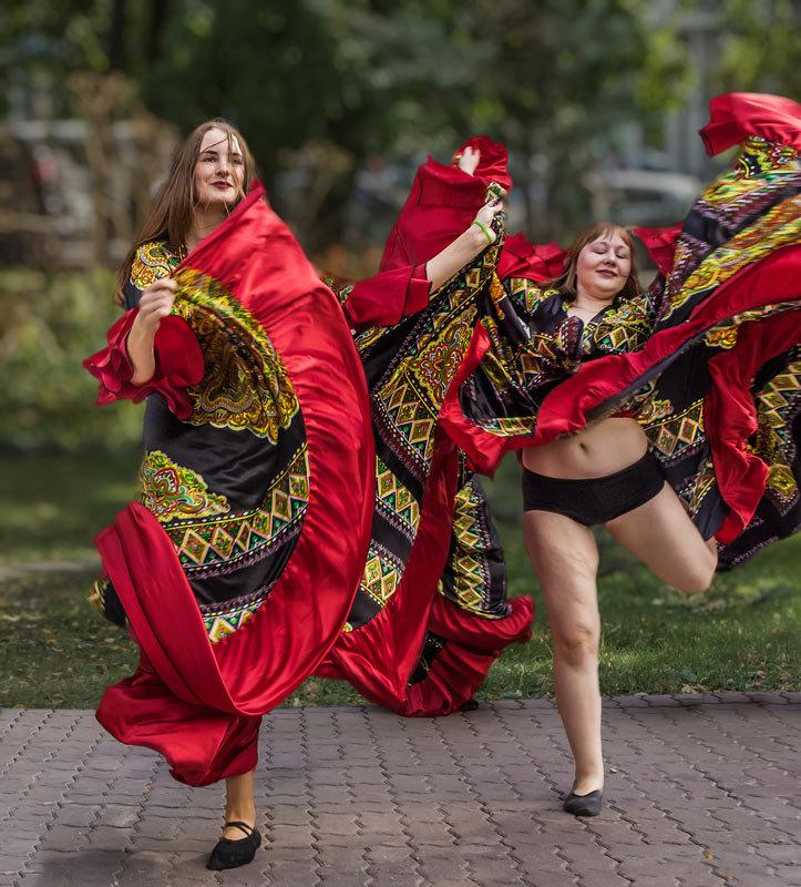 Цыганский танец - Nn semonov_nn