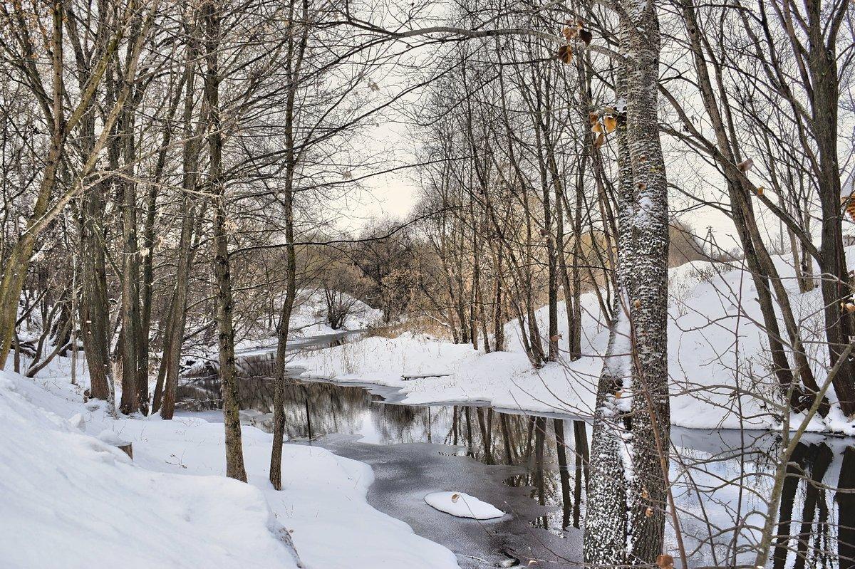 Река Московская ряса - Оксана Н.