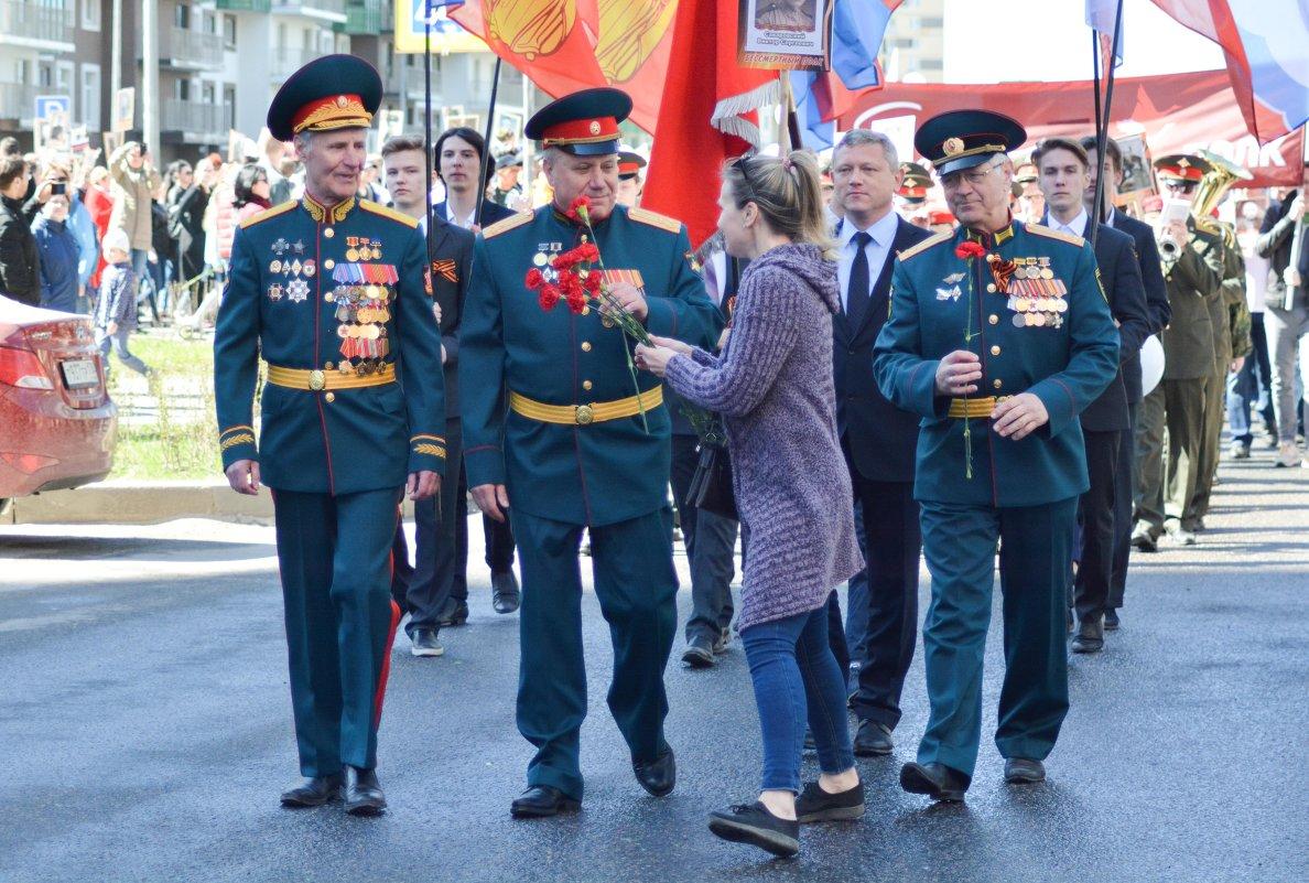 память поколений - Бессмертный полк - Мария Кузнецова (Суворова)