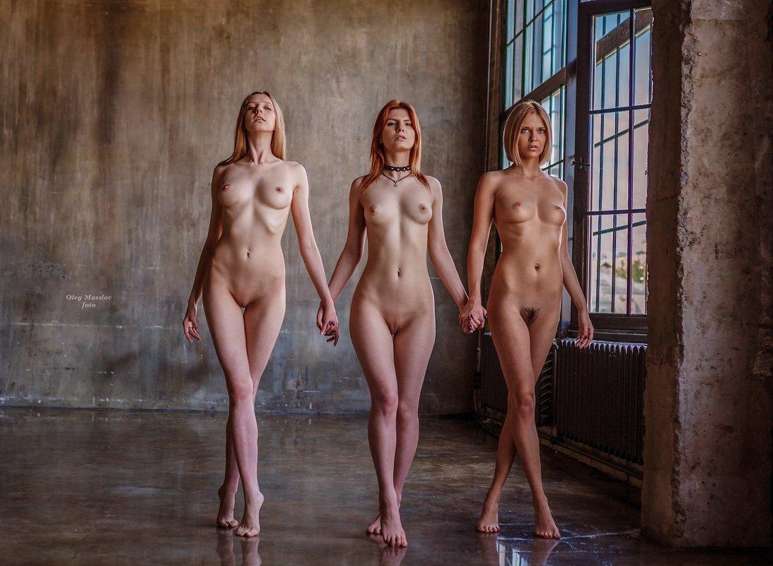 Три грации - Олег Masslov