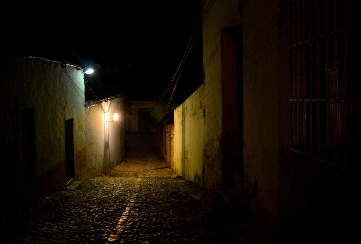 Ночь, улица, фонарь... - Олег Гаврилов