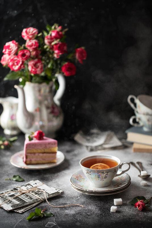 Чайная композиция - Kristina Shavratskaya