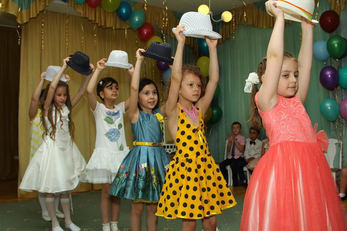 Конкурсы для детей на выпускной из детского сада