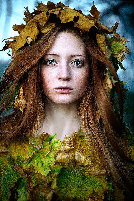Осенняя свежесть - Мария