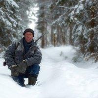 на охоте :: Николай Колобов