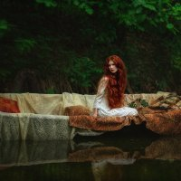 Леди в лодке :: Liliya Nazarova