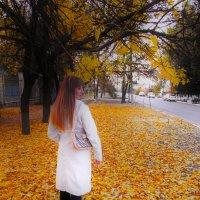 осень ранняя-однако :: Роза Бара