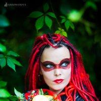 Огненная осень :: Анастасия Арзуманова