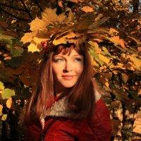 Леди Осень :: оксана косатенко