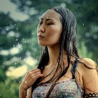 Летний Дождь. :: Ирина Писарева