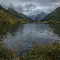 Туманное озеро ... :: Vadim77755 Коркин