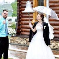 дождь  не  помеха счастливым  моментам :: Евгения Полянова