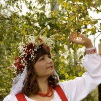 Осенняя невеста :: Любовь Ушакова