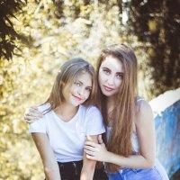 Дружба в красках осени :: Татьяна Зайцева