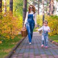Осень — последняя, самая восхитительная улыбка года :: Екатерина Беникаускене