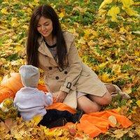 Материнская любовь :: Светлана