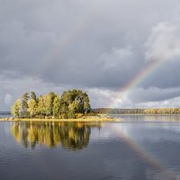 Остров, где рождается радуга :: Константин Косов
