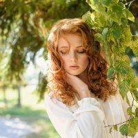 Рыжая Осень :: Катя Kирильчик