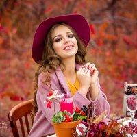 Багряная осень :: Anastasiya Adaikina