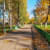 Осень в городе :: Анатолий